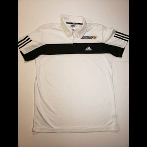 Black And White Mens Adidas Shirt